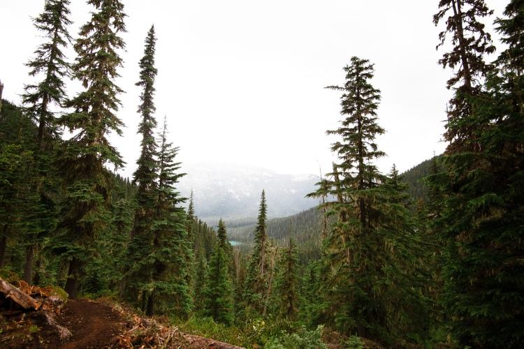 Joffre Lakes, British Columbia
