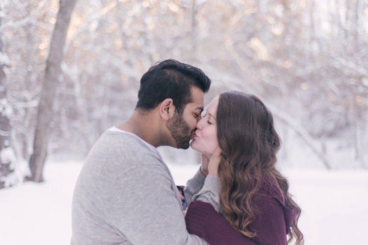 Edmonton Couple Photography