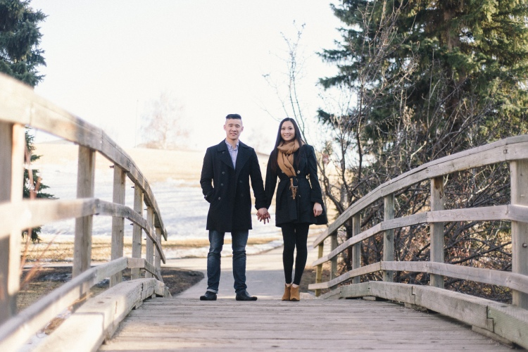 Calgary Couple Photographer