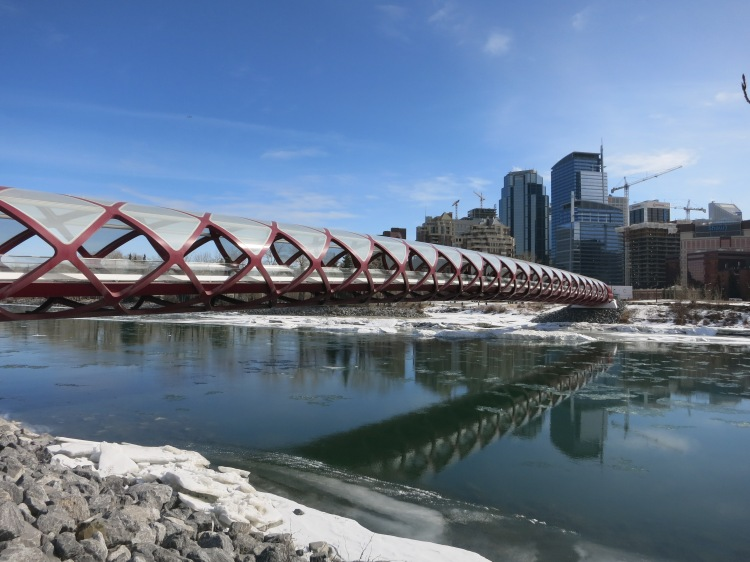 Calgary Peace Bridge